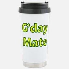 G'day Mate Travel Mug