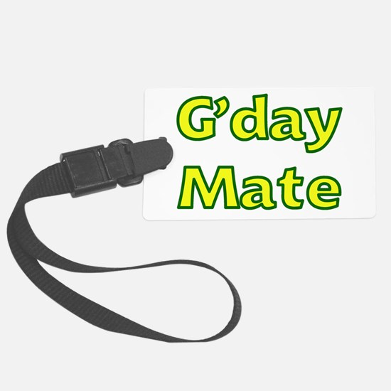 G'day Mate Luggage Tag