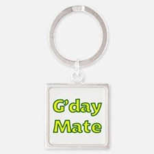 G'day Mate Keychains