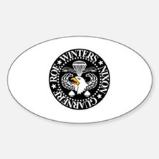 Band of Brothers Crest Decal