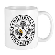 Band of Brothers Crest Mugs