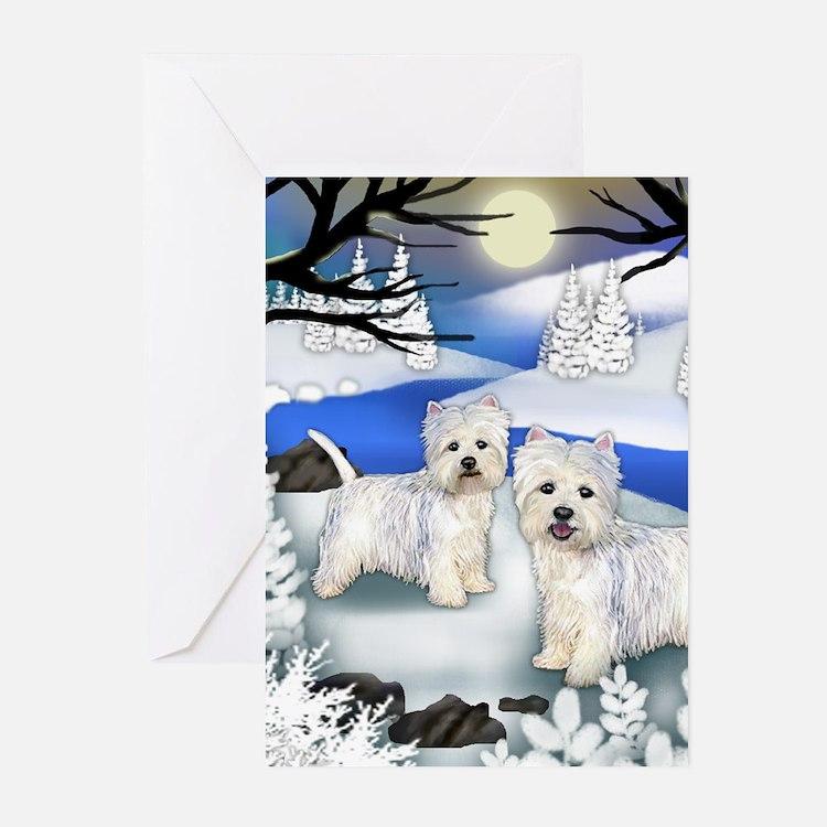 Cute Cute animal Greeting Cards (Pk of 20)