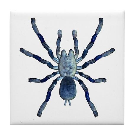 Cobalt BlueTarantula Tile Coaster