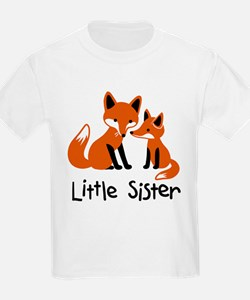 Little Sister - Fox T-Shirt