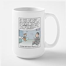 Pavlov's Dog in Jail Mug