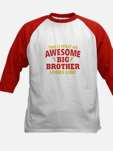Awesome Big Brother Baseball Jersey