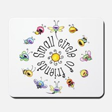 Small Circle Of Friends Mousepad