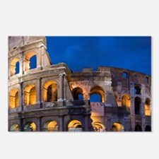 ROME COLOSSEUM 2 Postcards (Package of 8)