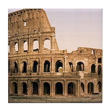 ROME COLOSSEUM Tile Coaster
