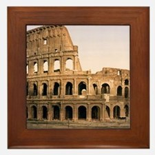 ROME COLOSSEUM Framed Tile