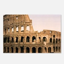 ROME COLOSSEUM Postcards (Package of 8)