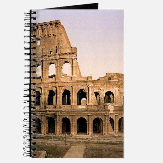 ROME COLOSSEUM Journal