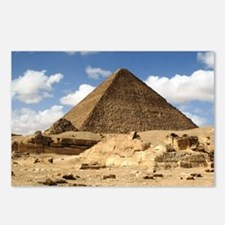 PYRAMID GIZA Postcards (Package of 8)