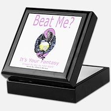 Beat Me Dragon Queen Keepsake Box