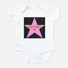 Sex Diva Infant Bodysuit