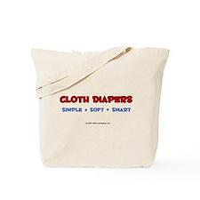 CD Simple Soft Smart! Tote Bag