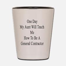 Funny General Shot Glass
