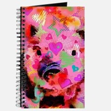 Sweet Piglet Graffiti Journal