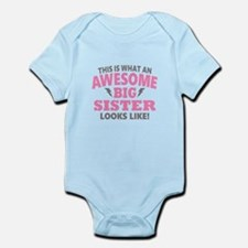 Awesome Big Sister Body Suit