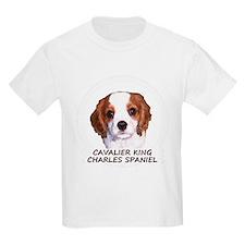 Cute Cavalier rescue usa T-Shirt