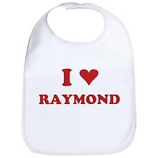 I LOVE RAYMOND Bib