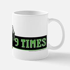 Ferris Bueller's Day Off - 9 Times Mug