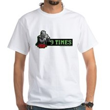 Ferris Bueller's Day Off - 9 Times Shirt