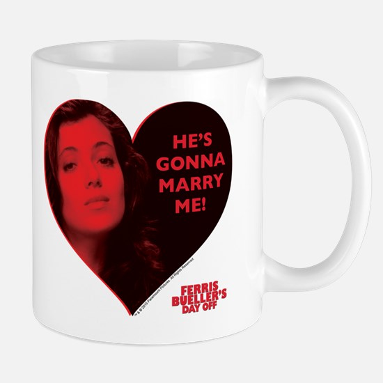Ferris Bueller - Marry Me Mug