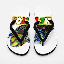 vrbobbledoctor Flip Flops