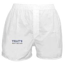 Funny Steve carell Boxer Shorts