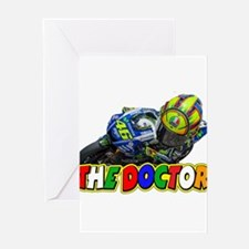 vrbobbledoctor Greeting Cards