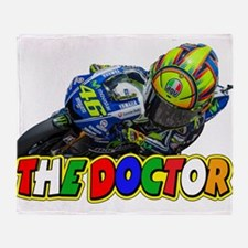 vrbobbledoctor Throw Blanket