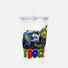 vrbobbledoctor Acrylic Double-wall Tumbler