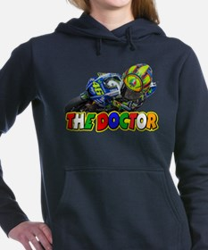 vrbobbledoctor Women's Hooded Sweatshirt