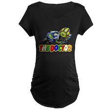 vrbobbledoctor Maternity T-Shirt