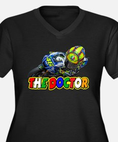 vrbobbledoctor Plus Size T-Shirt