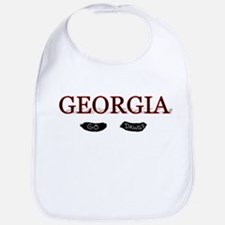 Georgia Bulldogs Bib