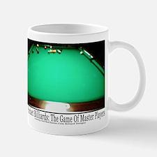 1 Pocket Billiard Masters Mug