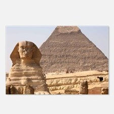 PYRAMID EGYPT Postcards (Package of 8)