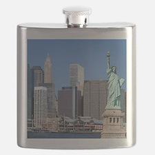 NY LIBERTY 2 Flask