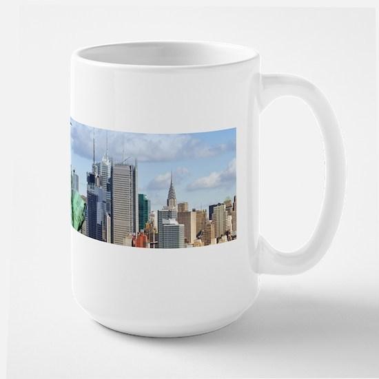 NY LIBERTY 1 Large Mug