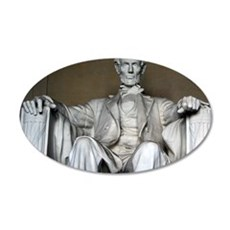 LINCOLN MEMORIAL Wall Decal