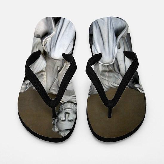 LINCOLN MEMORIAL Flip Flops