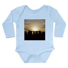 SUNSET AT STONEHENGE Body Suit