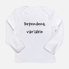 Cute Science baby Long Sleeve Infant T-Shirt
