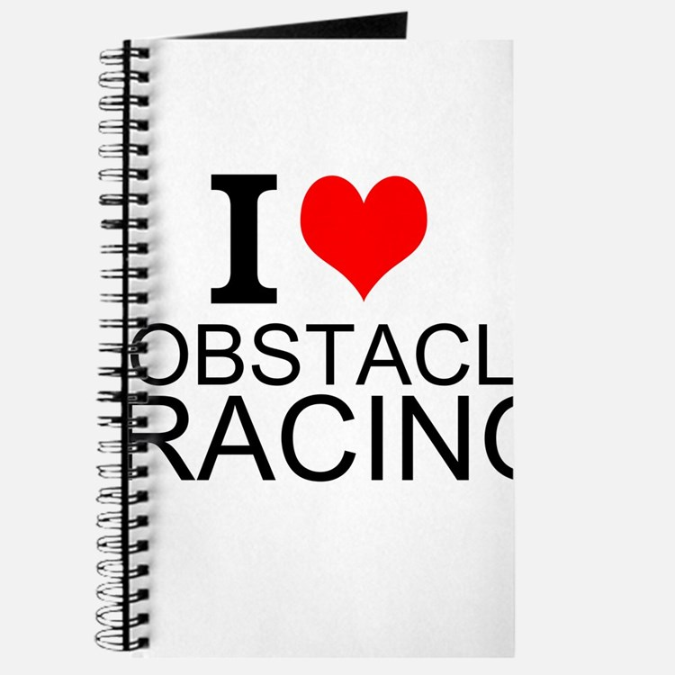 I Love Obstacle Racing Journal