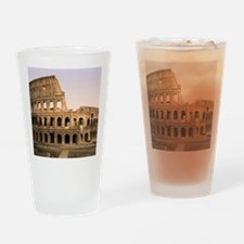 ROME COLOSSEUM Drinking Glass