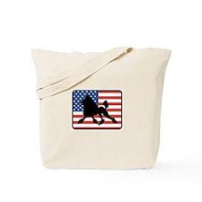 American Poodle Tote Bag
