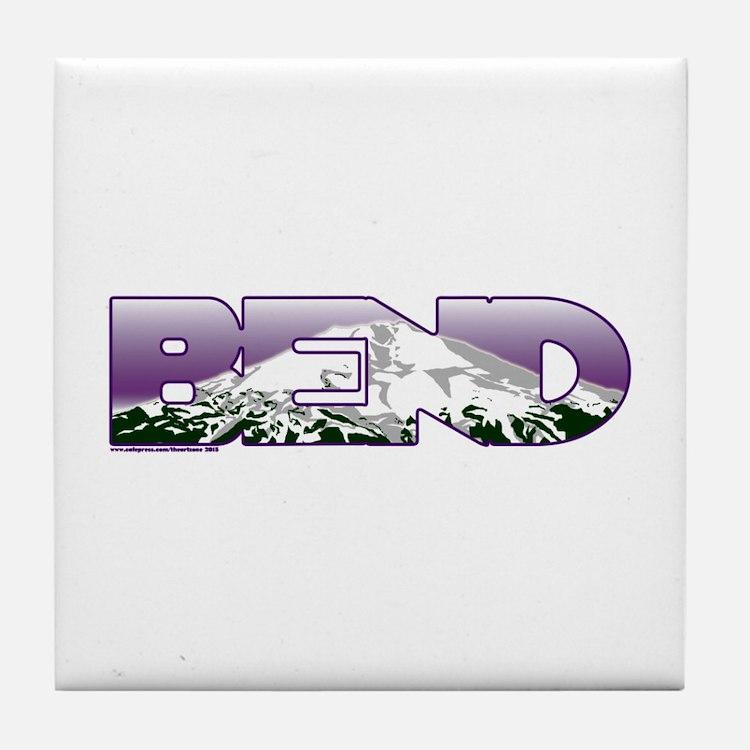 Bend Tile Coaster