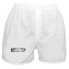 Bend Boxer Shorts